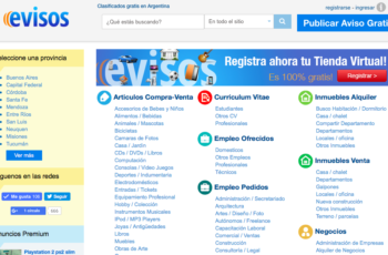 evisos-chile-home-page